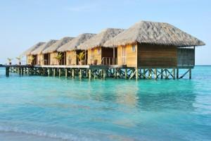 Billig flybillet til Maldiverne